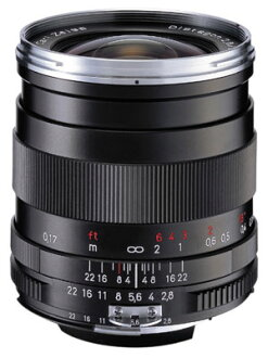 D studio Gon Nikon F mount wide-angle lens fs3gm for CarlZeiss DistagonT*F2.8/25mmZF digital single-lens reflex cameras