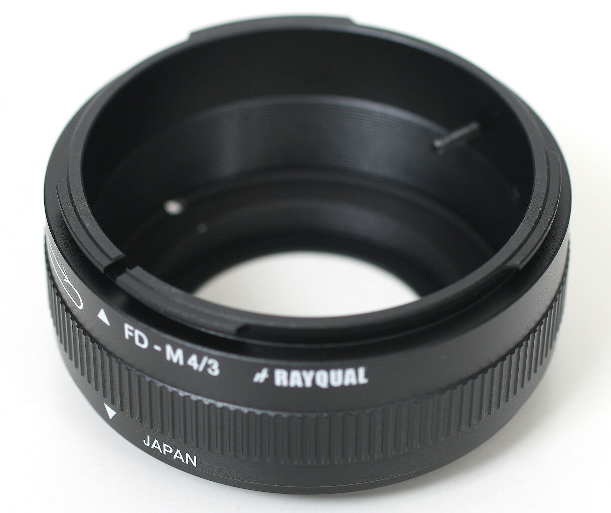 "レイコール Canon FD → micro four thirds adapter ""1 to 3 business days after shipping, fs3gm"