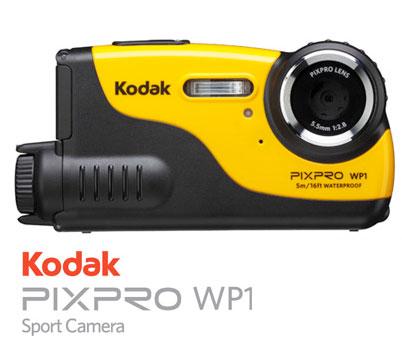 Kodak PIXPRO WP1 デジタルカメラ『即納』【あす楽対応】5m防水1.2m耐衝撃デジカメ日本代理店の保証書付【smtb-TK】【RCP】[fs04gm][02P01Oct16]