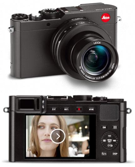 [3年保険付] Leica D-LUX (Typ109)18471『3〜4営業日後の発送』撮影を楽しむライカの大人のデジカメ【RCP】[fs04gm][02P09Jul16]