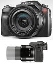 Leica V-LUX (Typ114) ネオ一眼デジタルカメラ #18194『3〜4営業日後の発送』1.0型センサーに25〜400mm相当の16倍ズームレンズを搭載し..