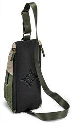ナショナルジオグラフィックNGRF4550レインフォレストコレクションボディーバッグ『2016年3月10日発売予定』[標準ズームレンズ付きミラーレス、交換レンズ、アクセサリー類を収納可能な体にフィットするスリムなバッグ。]【smtb-TK】