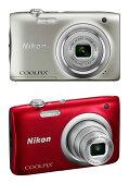 ニコン COOLPIX A100 デジタルカメラ『〜納期1ヶ月程度』薄さ19.8mmのスリムで軽量なデジタルカメラ。高画質な写真が簡単に撮影ができるコンパクト【smtb-TK】【RCP】[fs04gm][02P05Nov16]