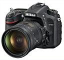 【当店限定!ポイント3倍UP祭!!】【送料無料】[3年保険付]Nikon D7100 18-200VR IIレンズキット ニコンデジタル一眼レフ『即納〜3営業日後の発送』[Nikon D7100 + AF-S DX NIKKOR 18-200mm f/3.5-5.6G ED VR II 高倍率ズームレンズキット]【smtb-TK】