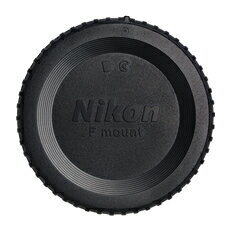 """Is going to send out Nikon BF-1B Nikon F mount camera body cap four business days after immediate delivery ...""; fs3gm"