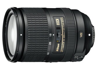 "Nikon AF-s DX NIKKOR 18-300 mm F3.5-5.6G ED VR ""immediate delivery ~ 3 business days after shipping plan ' for APS-C/DX ultra zoom standard zoom lens"