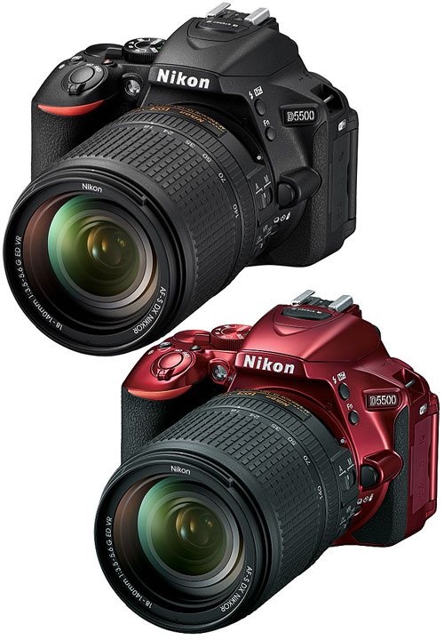 Nikon D5500 18-140VR レンズキット [カメラバッグ+ 8GB SDHC付]『即納~2営業日後の発送』小型軽量!Wi-Fi & タッチパネル & バリアングル液晶モニター搭載 D5500ボディー+ AF-S DX NIKKOR 18-140mm f/3.5-5.6G ED VR【smtb-TK】[02P03Sep16]【コンビニ受取対応商品】 【スーパーポイントアップ4~7倍!】[3年保険付]【送料無料】