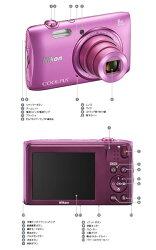 NikonCOOLPIXS3600デジタルカメラ『即納〜2営業日後の発送』【smtb-TK】[02P10Feb14]【RCP】