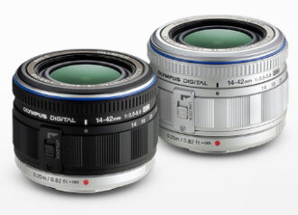 "OLYMPUS M.ZUIKO DIGITAL ED 14-42 mm F3.5-5.6 standard zoom lens ""delivery time 1 week' fs3gm"