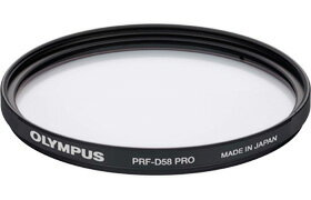 "OLYMPUS PRF-D58 PRO protected filter ""1 ~ 3 business days after shipping, fs3gm"