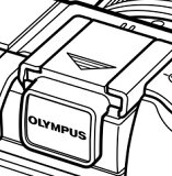 OLYMPUS E-P2/E-P3/E-PL1/E-PL2用ホットシューカバー『4〜5営業日後の発送予定』黒:VN239700/シルバー:VR660300/白:VR072300[02P05Nov16]【コンビニ受取対応商品】