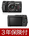 [3年保険付]OLYMPUS TOUGH TG-5 Blac...