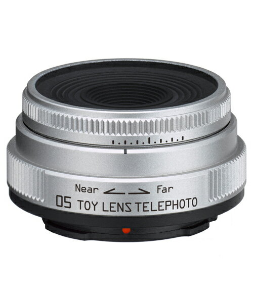 "Mount telephoto Prime lenses PENTAX 05 TOY LENS TELEPHOTO (18mmF8) Pentax Q ""quick delivery-2 business days after shipping ' トイレンズ take easy to unique telephoto pictures. Fs3gm enjoyable unexpected glare of flare"