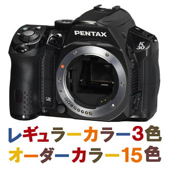 "PENTAX k-30 body regular color 3 color ""immediate delivery ~ 3 business days after shipping ' as good as any advanced camera! Dust-proof drop & sight field rate 100% digital SLR"