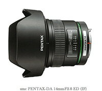 "PENTAX DA14mmF2.8ED ""1 ~ 3 business days after shipping, fs3gm"