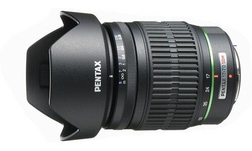 """PENTAX DA17-70mmF4ALSDM """"shipment"""" fs3gm"""