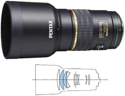 """PENTAX DA 200mmF2.8 EDSDM """"1 ~ 3 business days after shipping, fs3gm"""