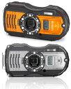 RICOH WG-5GPS GPS機能搭載水深14m防水・耐ショック2mのカラビナ付きスペシャルタフネスボディ(PENTAX Optio WG-3GPSの後継)【smtb-TK】【RCP】[fs04gm][02P05Nov16]