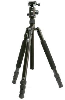 [股票變賣] 抵抗體重 15 公斤] 思銳 N 系列 n-2004 X + G20X 鋁三腳架設置