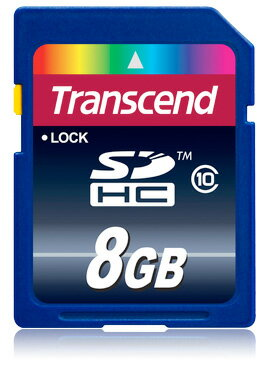 [永久保証 相性保証 ゆうパケット発送164円可] Transcend 8GB SDHCカードClass10 PREMIUM『即納〜2営業日後の発送』 [トランセンド永久保証付]SDHC対応デジカメ・ビデオカメラ用高速SDHCカード【_3/4】【RCP】[fs04gm][02P05Nov16]