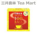 【訳あり】日東紅茶 DAY&DAY ティーバッグ 100袋入り