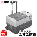 【ランキング1位】大容量 冷蔵庫 冷凍庫 車載用 30L キ...