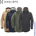 ホグロフス ( Haglofs ) トーソンパーカー Torsang Parka メンズ [ 603612 ] 秋冬 ウェア アウトドア パーカー