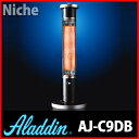 送料無料!アラジンストーブアラジン 電気カーボンヒーター AJ-C9DB-K