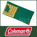 コールマン キングフラッグ/7(グリーン×ネイティブアメリカン柄)[ 170S0108J ] [ Coleman 寝袋 | コールマン シュラフ | コールマン...