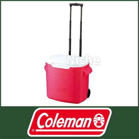 コールマン ホイールクーラー/28QT(ピンク) [ 2000010028 ] [ Col…...:mitsuyoshi:10014166