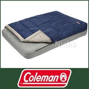 コールマン スリーピングバッグ/C10 ウィズエアーベッドカバー [ 2000010429 ] [ Coleman コールマン シュラフ | コールマン ・・・