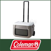 (Coleman)コールマン パーティースタッカーホイール付/50QT(グレー) [ 2000010432 ] [ coleman コールマン クーラーボックス ]