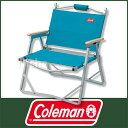 コールマン(Coleman) コンパクトフォールディングチェア (スカイ) [ 2000010509 ] [ コールマン チェア | アウトドア チェア | コ...