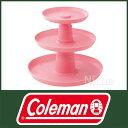 コールマン パーティーツリープレート (ピンク) [ 2000012940 ] [ Coleman