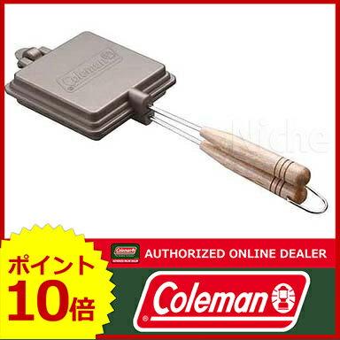 コールマン ホットサンドイッチクッカー [ 170-9435 ] [ 調理器具・バーべキュ…...:mitsuyoshi:10011878