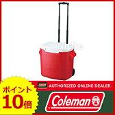 (Coleman)コールマン ホイールクーラー/28QT(レッド) [ 2000010026 ] [ Coleman コールマン クーラーボックス ]【送料無料】[P10]