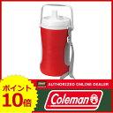 コールマン ジャグ 1/2ガロン(レッド) [ 2000010449 ] [ Coleman コールマン ジャグ | 熱中症対策 ウォータージャグ 水筒 ][P10]