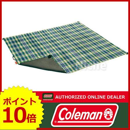 (Coleman)コールマン レジャーシート(グリーン) [ 2000010663 ] […...:mitsuyoshi:10014035