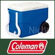 【完売】コールマン ホイールクーラー/40QT(ブルー) [ 2000025240 ]