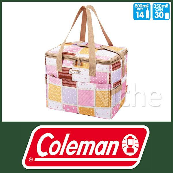 コールマン デイリークーラー/20L (ピーチ) 2000027230 [P10] 保冷バッグ キャンプ用品 クーラーバッグ