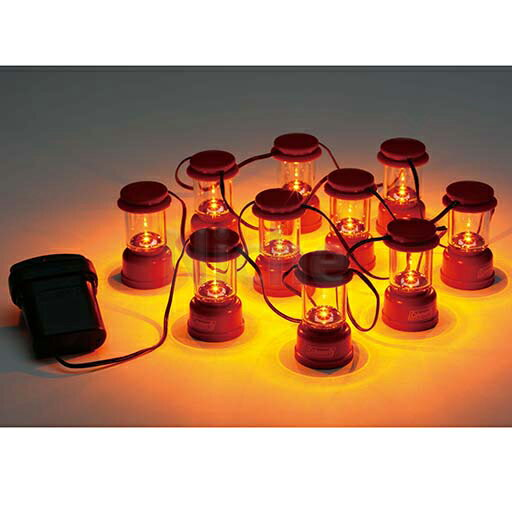Coleman Led String Lights : Niche Corporation Rakuten Global Market: Coleman coleman LED string lights (red) camping ...