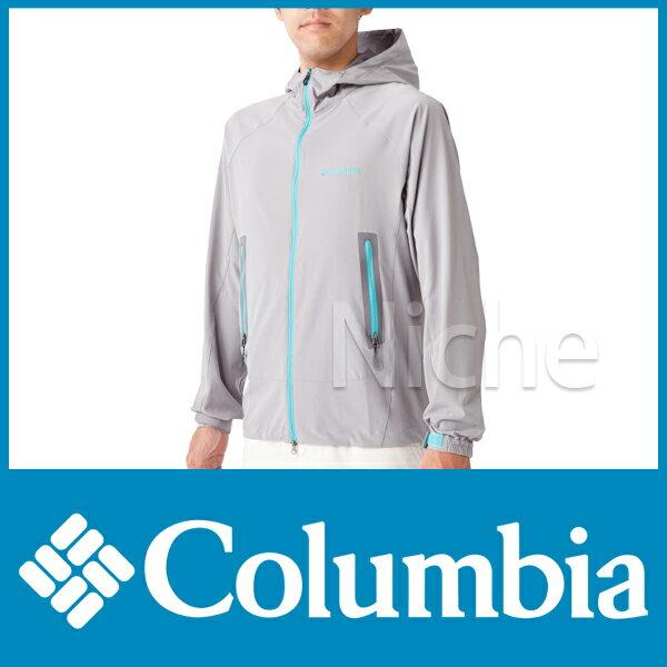 コロンビア タイムトゥートレイルジャケット