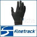 finetrack ファイントラック ラピッドラッシュグローブ UNISEX (カーボンアッシュ) [ FWU0415(CA) ]