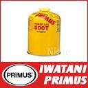 イワタニプリムス ハイパワーガス(大) [ IP-500T ] [ イワタニプリムス IWATANI PRIMUS IWATANI-PRIMUS | イワタニ プリムス ガス ガスカートリッジ ][P10]