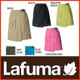 ラフマ ハイキングラップショーツ2 【女性用】 [ LFV0773 ] 《 Lafuma なら ニッチ 》【】