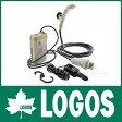 ロゴス 2電源・モバイルシャワーYD [ 69930001 ] [ LOGOS ロゴス ポータブルシャワー 携帯シャワー | シャワー アウトドア マリンスポーツ グッズ | 海 川 キャンプ用品 ][P10]