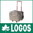 ロゴス ハイパー氷点下トローリークーラー 81670100 LOGOS ロゴス [P10] お弁当 保冷バッグ キャンプ用品 キャリー