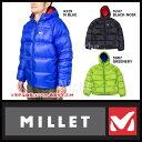 ミレー ダウンアルパインジャケット [ MIV4391 ] (メンズ) [ MILLET ミレー ダウンジャケット | ミレー ジャケット | アウトドア ウエア | 登山 トレッキング メンズ ]