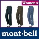 モンベル ストレッチ ライニング カーゴパンツ Women's #1105442 [ モンベル mont bell mont-bell | モンベル トレッキング トレッキングパンツ レディース | 登山 トレッキング 関連商品]