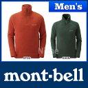モンベル ミッテルレギ ハーフジップ セーター Men's #1106507
